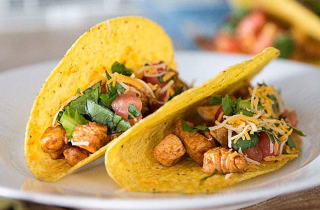 recetas de tacos
