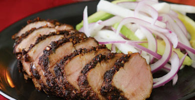 Como preparar solomillo de cerdo