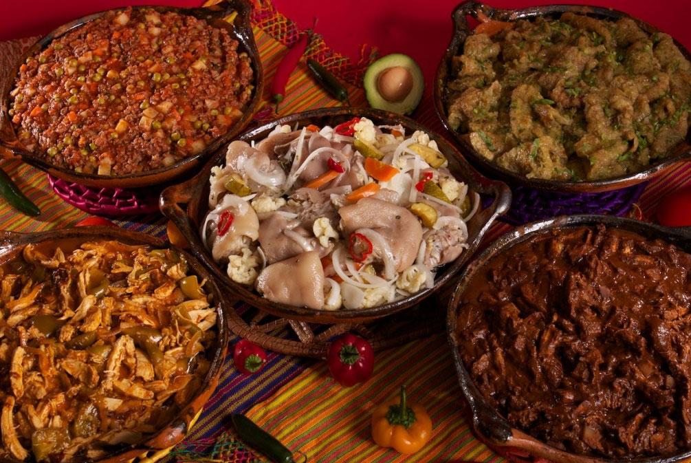 como hacer una taquiza mexicana