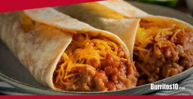 ¿Cómo hacer Burritos de carne molida?