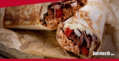 ¿Cómo hacer Burritos con tortilla de harina?