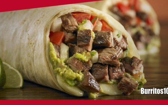 mexicanos burritos