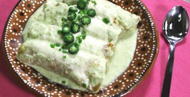 enchiladas-queso-verde