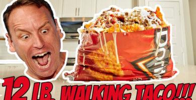 blog Record del mundo Comer Tacos